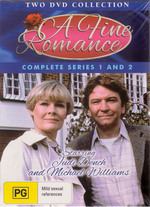 A Fine Romance - Complete Series 1 And 2 (2 Disc Set) on DVD