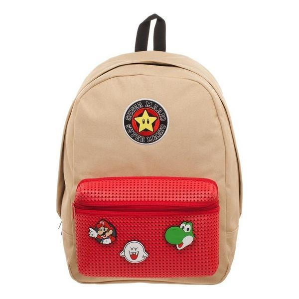 Nintendo: Super Mario Bros - Patches Backpack