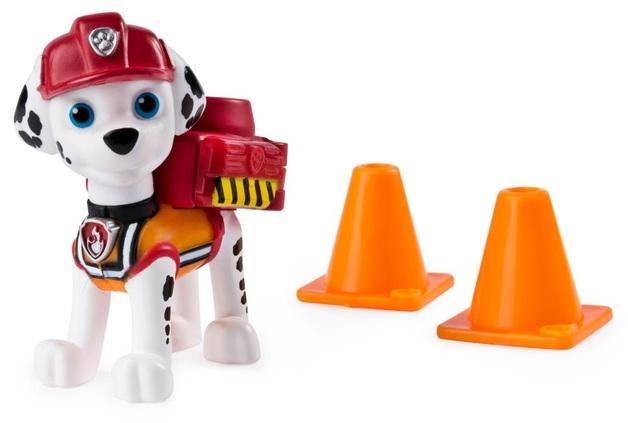 Paw Patrol: Hero Action Pup - Construction Marshall