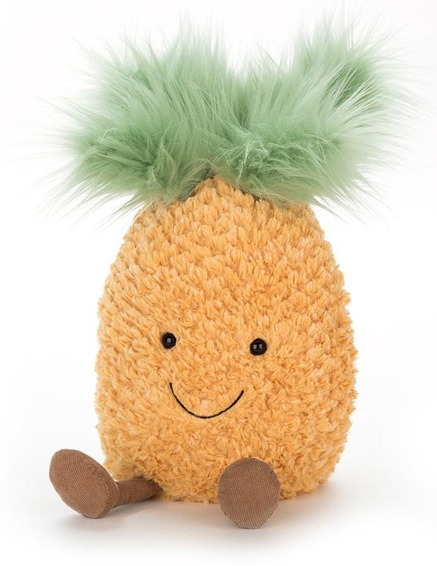 Jellycat: Amuseable Pineapple - Medium Plush