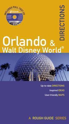 Rough Guide Directions Orlando and Walt Disney World by Ross Velton image