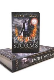 Empire of Storms (Miniature Character Collection) by Sarah J Maas