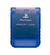 Sony Memory Card: Island Blue for