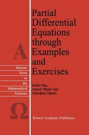 Partial Differential Equations through Examples and Exercises by E. Pap