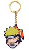 Naruto Shippuden: Naruto Uzumaki Pinched Keychain