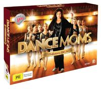 Dance Moms - Season One & Two Box Set on DVD