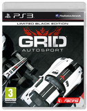 GRID Autosport Black Limited Edition for PS3