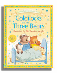 Goldilocks and the Three Bears by Heather Amery image