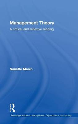 Management Theory by Nanette Monin