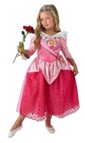 Disney: Kids Sleeping Beauty Shimmer Dress - (Large)
