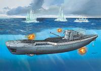 Revell 1:72 German Submarine TYPE IX C/40 (U190) Model Kit