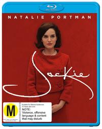 Jackie on Blu-ray