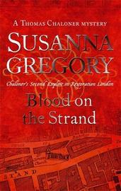 Blood On The Strand by Susanna Gregory image