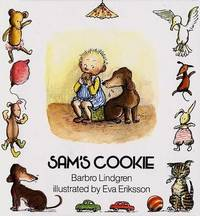 Sam's Cookie by Barbro Lindgren