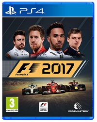 F1 2017 for PS4