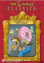 The Simpsons Classics - Raiders Of The Lost Fridge on DVD