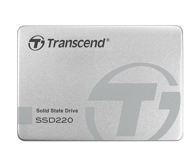 """Transcend: SSD220S 120GB SATA III 2.5"""" SSD"""