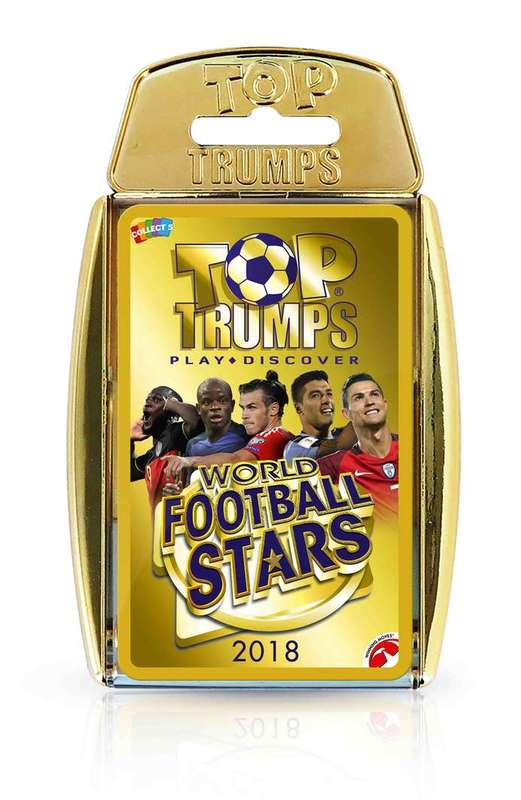 Top Trumps: World Football Stars