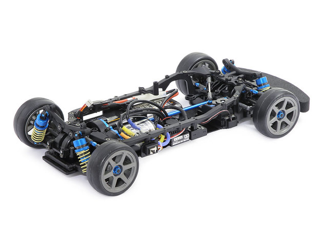 TAMIYA 1/10 RC TB-05 PRO Chassis - Assembly kit