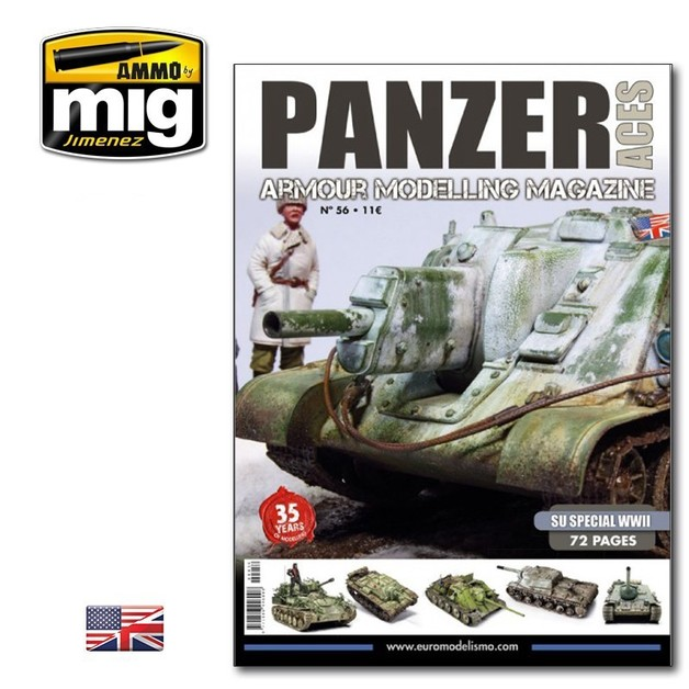 Panzer Aces Issue 56: WW2 Special