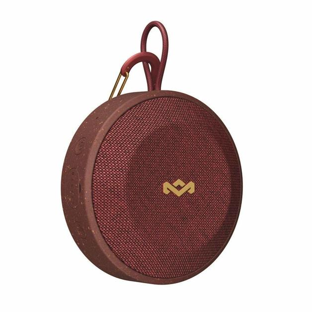 Marley: No Bounds Bluetooth Speaker - Red