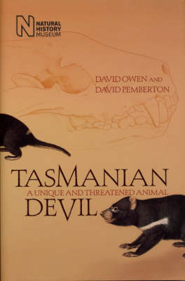 Tasmanian Devil by David Owen image