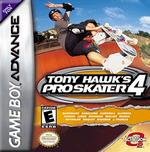 Tony Hawk 4 for Game Boy Advance