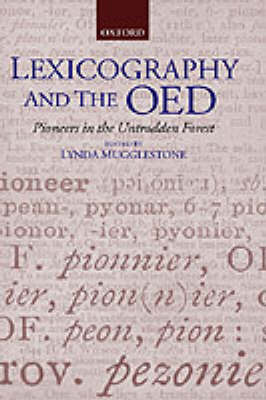 Lexicography and the OED image