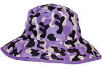 Banz Reversible Sunhat - Camo Purple