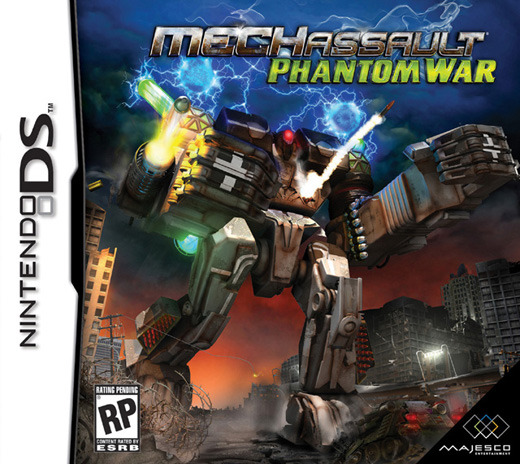 MechAssault: Phantom War for Nintendo DS