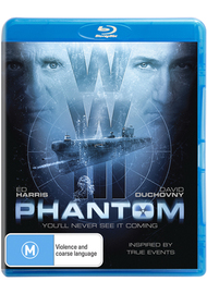 Phantom on Blu-ray