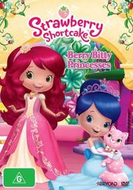 Strawberry Shortcake: Berry Bitty Princesses on DVD