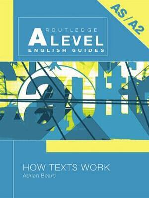 How Texts Work by Adrian Beard image