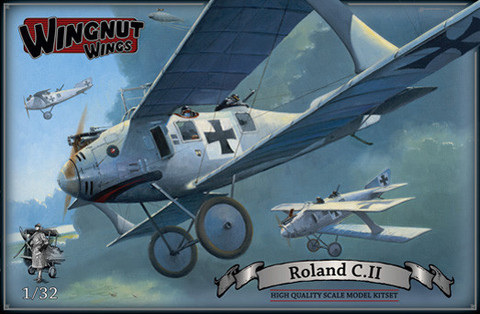 Wingnut Wings 1/32 Roland C.II Model Kit