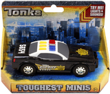 Tonka Emergency Sheriff Car - Toughest Minis