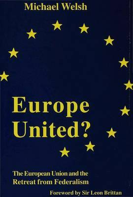 Europe United? by Michael Welsh image