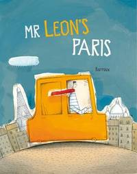 Mr Leon's Paris by Sarah Barroux image