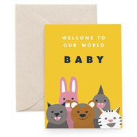 Carolyn Suzuki - Welcome Committee Card