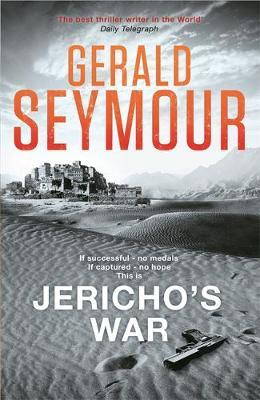 Jericho's War by Gerald Seymour image