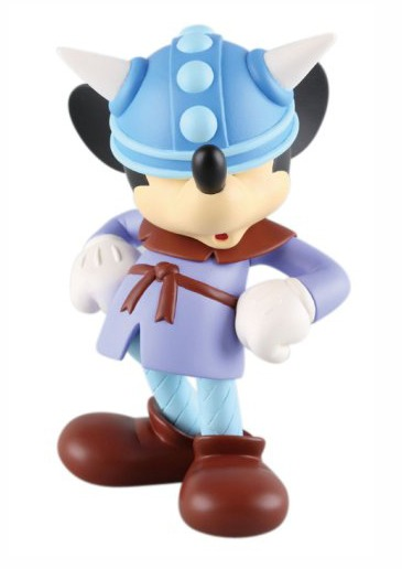 Disney: Mickey Mouse (Viking Ver.) - 20cm VCD Figure