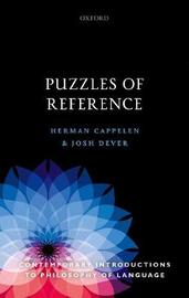 Puzzles of Reference by Herman Cappelen