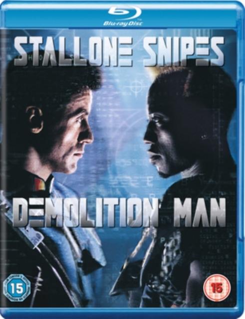 Demolition Man on Blu-ray