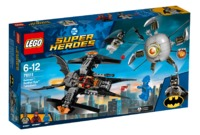 LEGO Super Heroes - Batman: Brother Eye Takedown (76111)