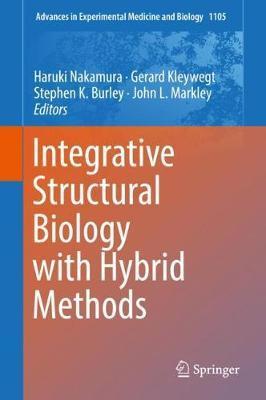 Integrative Structural Biology with Hybrid Methods image
