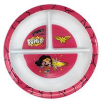 DC Super Friends: Section Plate - Wonder Woman (19cm)
