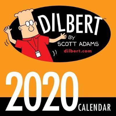Dilbert 2020 Mini Wall Calendar