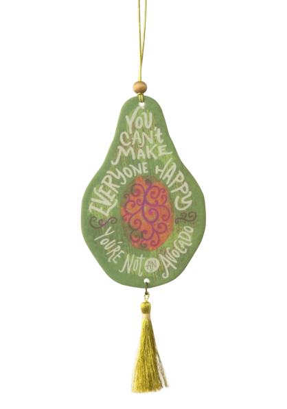 Natural Life: Air Freshener - Can't Make Happy (Lemon Fragrance)