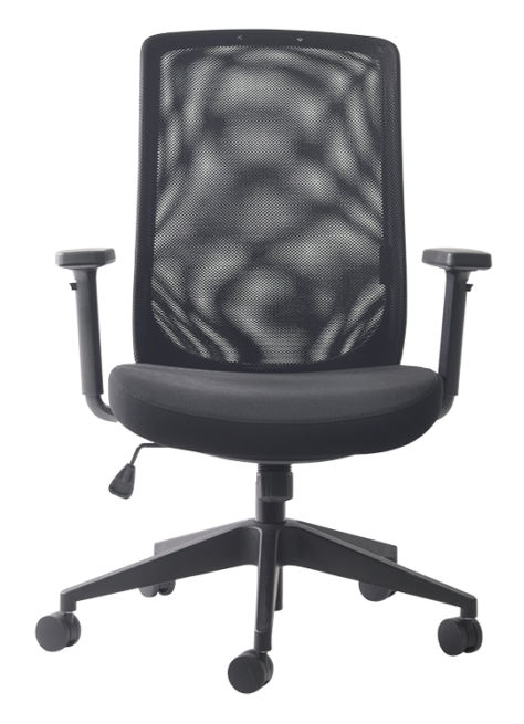 Buro: Mondo Gene - Mesh Chair (Black)