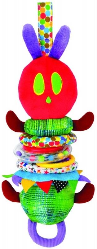 Very Hungry Caterpillar - Wiggly Jiggly Developmental Caterpillar