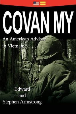 CoVan My: An American Advisor in Vietnam by Steve E Armstrong image
